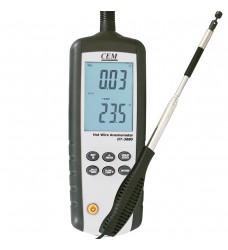 DT3880 Ανεμόμετρο Θερμαινόμενου Νήματος