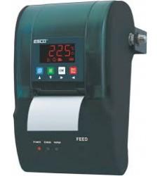 DR201 Καταγραφικό θερμοκρασίας έως 2 σημείων με εκτυπωτή για φορτηγά/μεταφορές