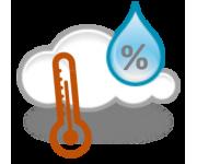 Καταγραφικά Υγρασίας & Θερμοκρασίας