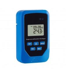 TL505: Καταγραφικό θερμοκρασίας & υγρασίας USB