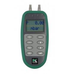K3500-30 Πιεσόμετρο  +/- 2.070mBar  για εκτύπωση ελέγχου στεγανότητας