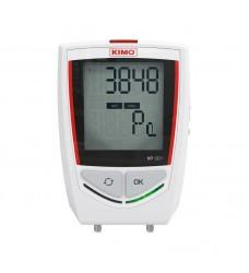 KP321: Bluetooth® Διαφορικό καταγραφικό πίεσης +/-100 mBar