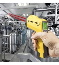 BP25: Θερμόμετρο-Υγρασιόμετρο υπέρυθρης ακτινοβολίας (εξ' αποστάσεως)