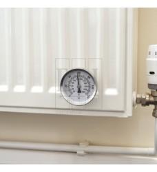 800-950 Αναλογικό θερμόμετρο επαφής καλοριφέρ με μαγνήτη