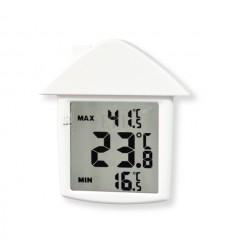 810-117 Ψηφιακό Θερμόμετρο Παραθύρου Μεγίστου-Ελαχίστου