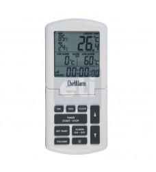 810-041 ChefAlarm®  θερμόμετρο μαγειρέματος με χρονόμετρο & συναγερμό