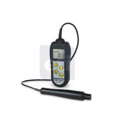 """6500 Φορητό Υγρασιόμετρο με ακροδέκτη & σημείο δρόσου """"Dew point"""""""