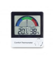 810-135 Υγρασιόμετρο-Θερμόμετρο με ένδειξη συνθηκών περιβάλλοντος